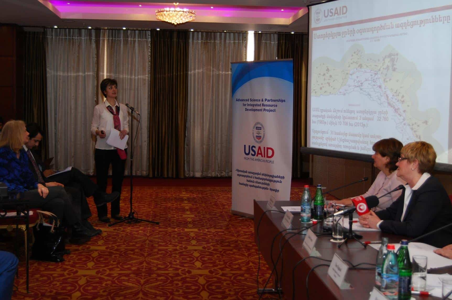 ME&A | USAID Armenia Launches Resource Development Project