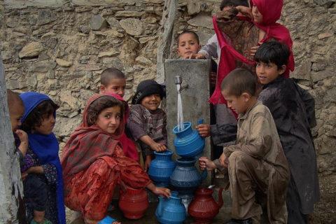 Tajikistan kids