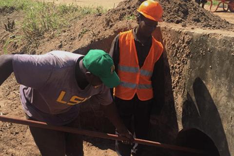 Tanzania construction