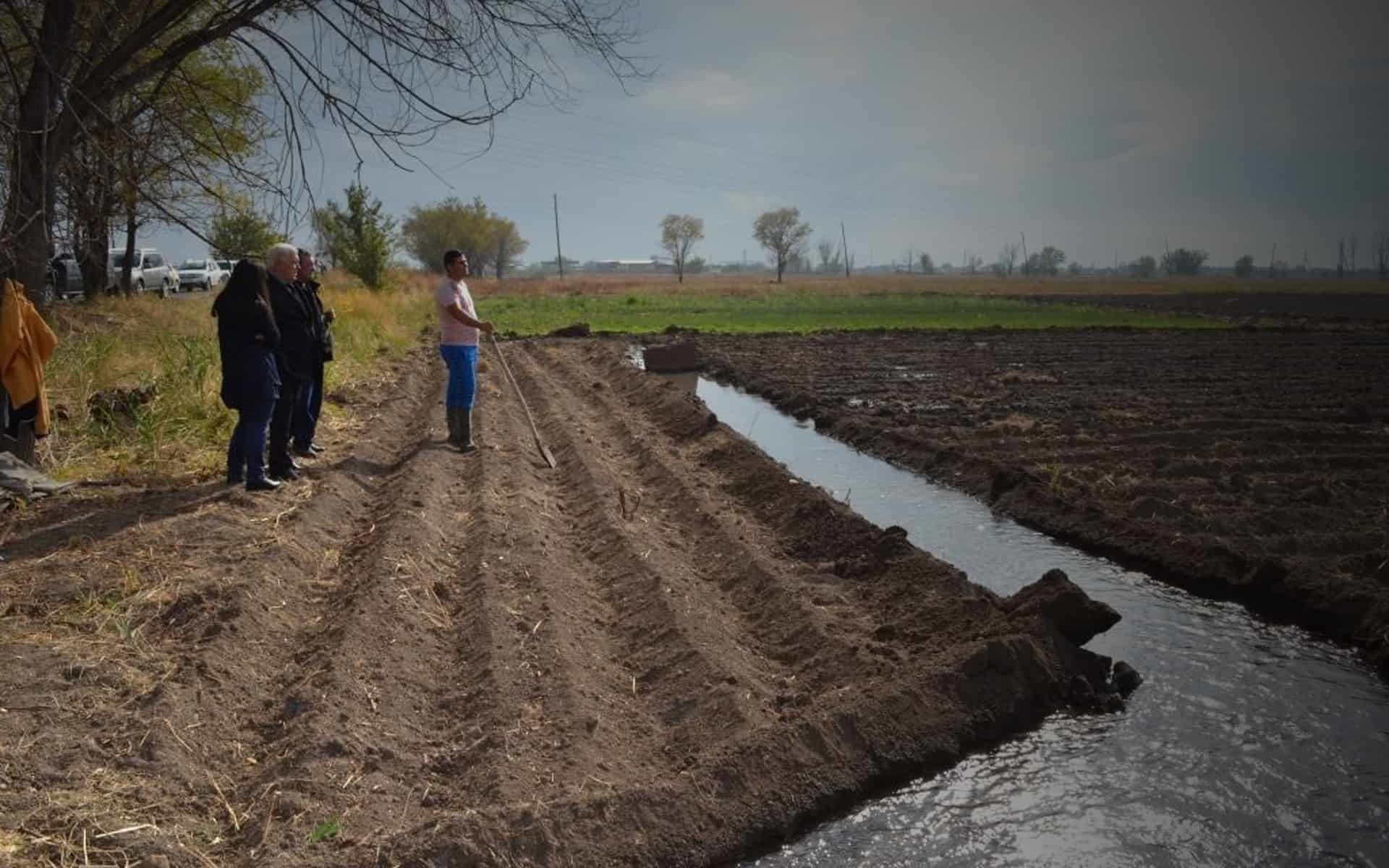 CONSERVING WATER IN ARMENIA