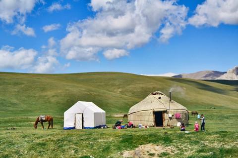 Kyrgyzstan Song-Kul