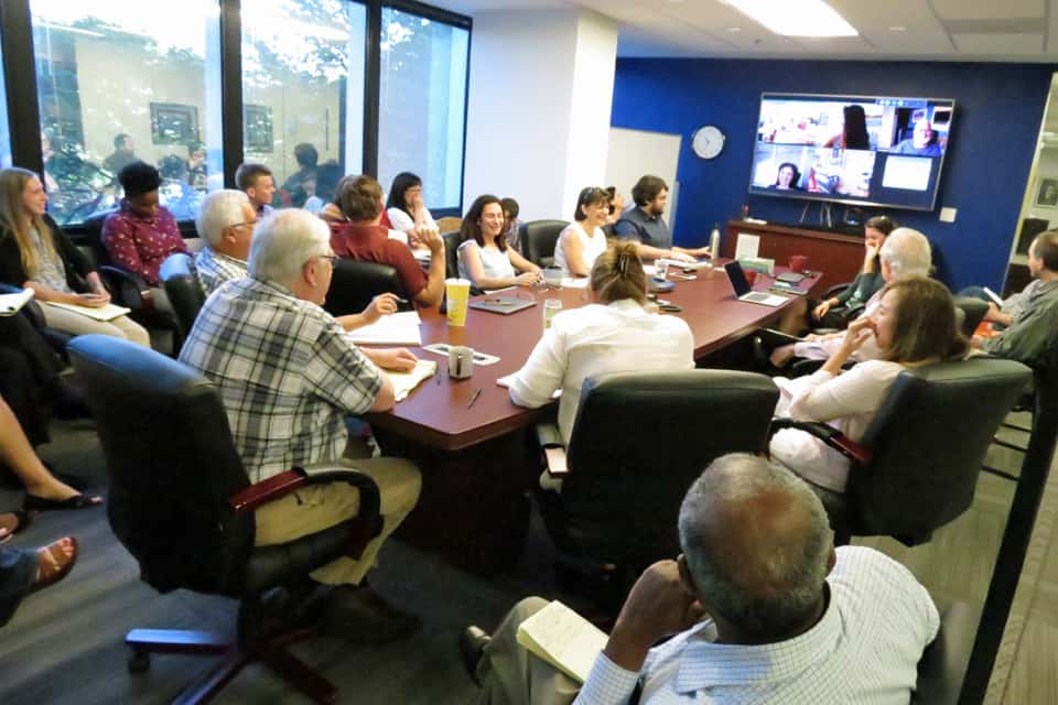 Virtual staff meeting2