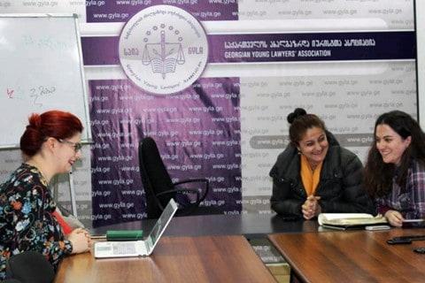 Georgia HICD 2020 young lawyers meeting