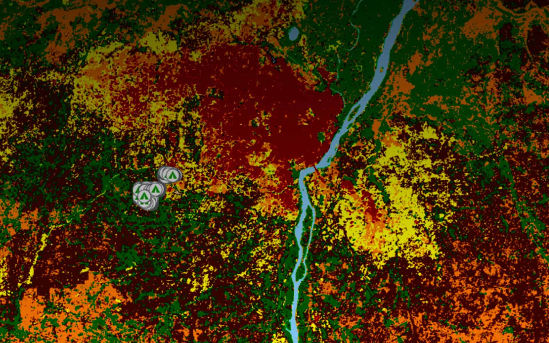 DRIVING INNOVATION WITH GIS